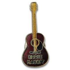 Eddie Rabbit Pin