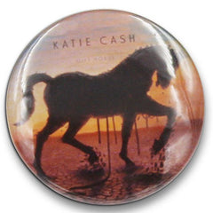Katie Cash Horse Pin