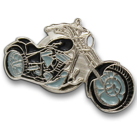 Motorcycle Pin