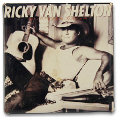 Ricky Van Shelton Pin