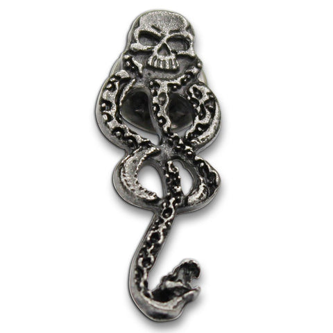 Slytherin Death Eater Pin