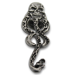 Harry Potter Slytherin Death Eater Pin