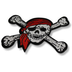 Jolly Roger Skull Patch