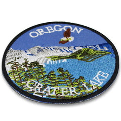 Oregon Crater Lake Patch