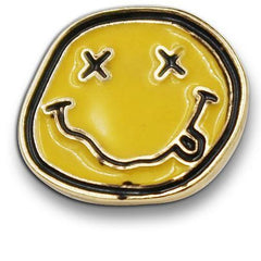 Nirvana Pin (Yellow)