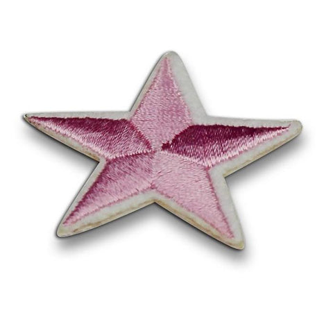 Pink Star Patch