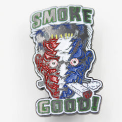 smoke good pin