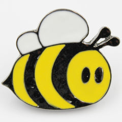 Bumble Bee Black and Yellow Pin