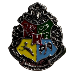Harry Potter All House Crest Pin