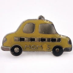 Mom's Taxi Pin