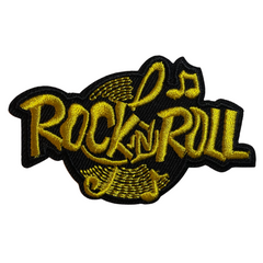 Rock n' Roll Patch