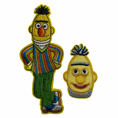 Bert Sesame Street Patches