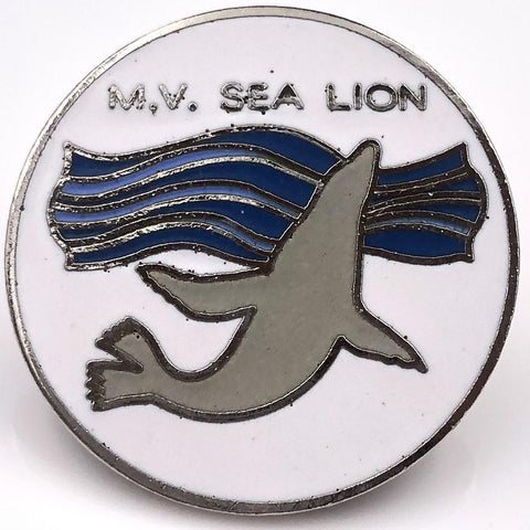 M.V. Sea Lion Pin