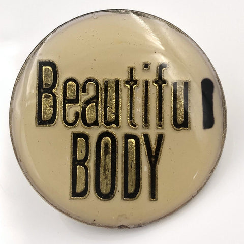 Beautiful Body pin