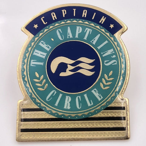 The Captain's Circle Pin