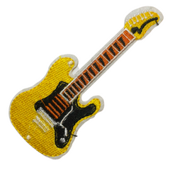 Yellow Guitar Patch