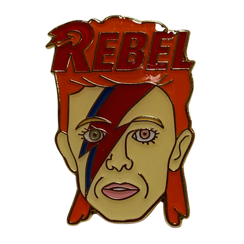 David Bowie Pin