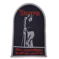 Jim Morrison Patch