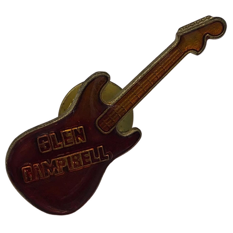 Glenn Campbell Pin