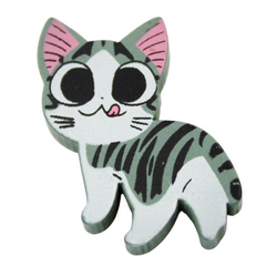 Stoned Cat Pin