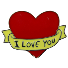 I Love You Pin