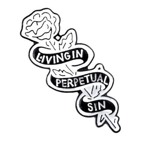 Living in Perpetual Sin Pin