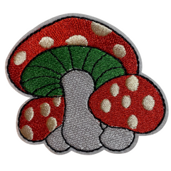 Magic Mushroom Patch