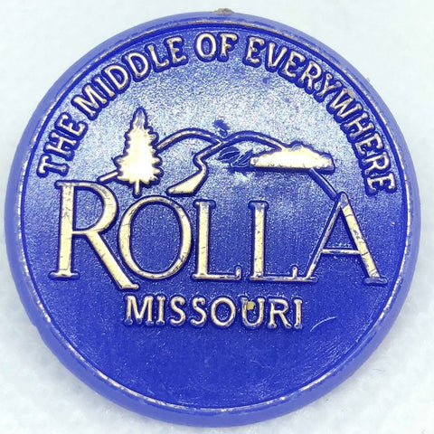 Rolla, Missouri Pin