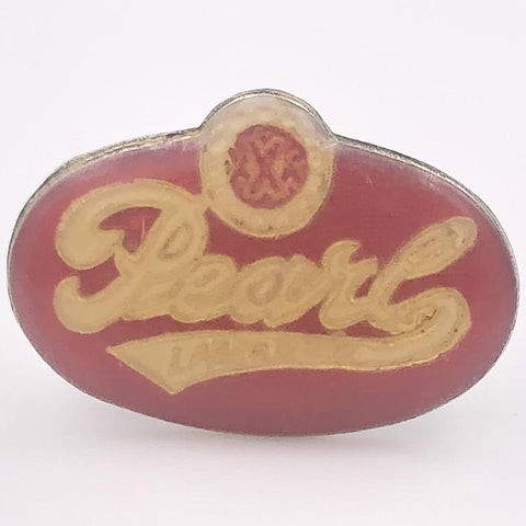 Pearl Lager Pin