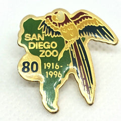 San Diego Zoo Pin