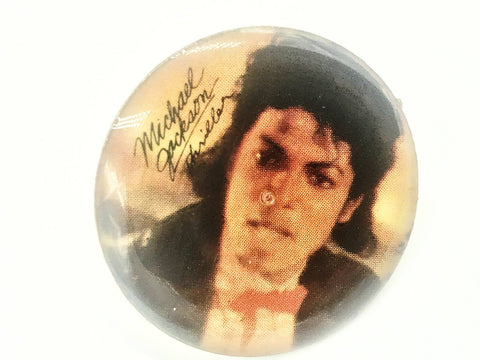 Michael Jackson Thriller Pin