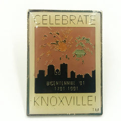 Knoxville Pin