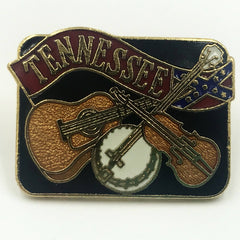 Tennessee Bluegrass Pin