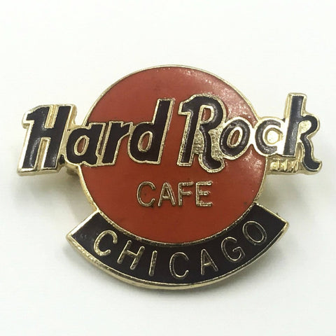 chicago hard rock cafe pin
