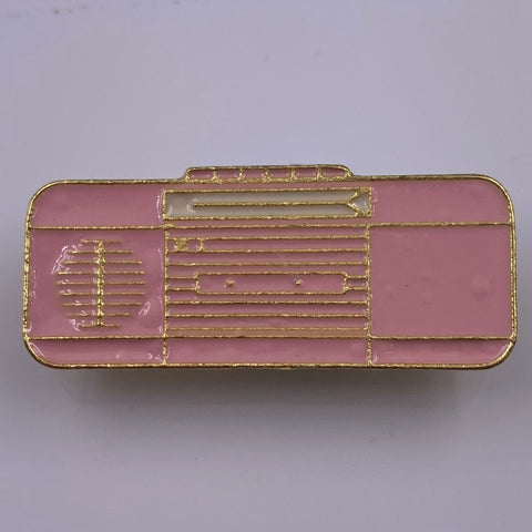 Vintage Stereo Pin