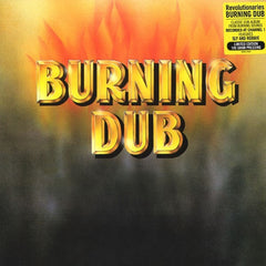 Revolutionaries Burning Dub Vinyl