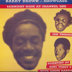 Barry Brown ‎Showcase : Midnight Rock At Channel One 1