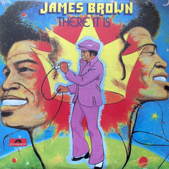 James Brown - There It Is (LP, Album, RE) (NM or M-)