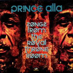 Prince Alla - Songs From The Royal Throne Room (LP, Album, 180) (M)