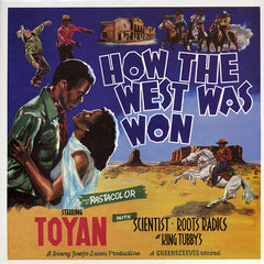 Toyan - How The West Was Won (LP, Album, RE) (M)