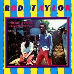 Rod Taylor Where Is Your Love Mankind Vinyl