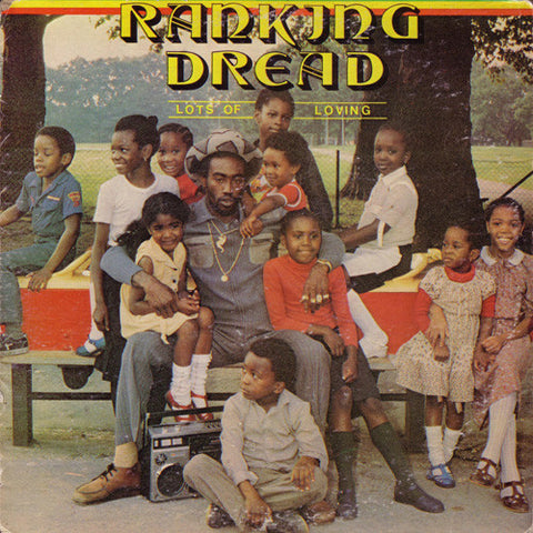 Ranking Dread - Lots Of Loving (LP, Album, RE) (M)