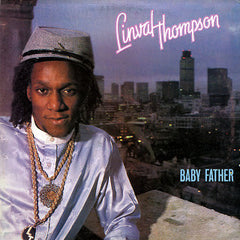 Linval Thompson - Baby Father (LP, Album, RE) (M)