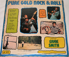 Ernie Smith - Pure Gold Rock & Roll (LP, Album) (M)