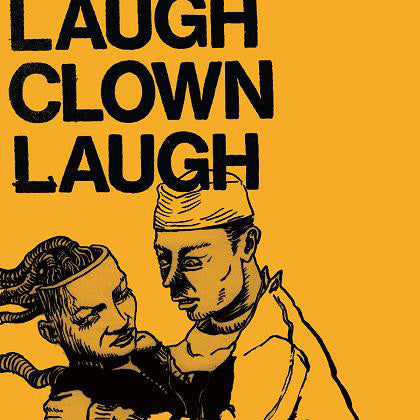 Laugh Clown Laugh - Laugh Clown Laugh (LP, Album, Ltd) (NM or M-)