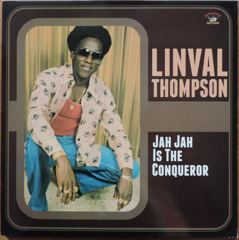 Linval Thompson - Jah Jah Is The Conqueror (LP, Comp, 180) (M)
