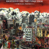 Michael Prophet - Righteous Are The Conqueror (LP, Album, RE) (M)