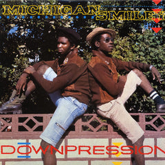 Michigan & Smiley - Downpression (LP, Album, RE) (M)