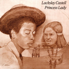 Lacksley Castell - Princess Lady (LP, Album, RE) (M)