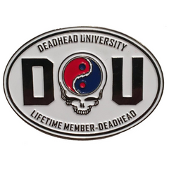 Deadhead University Pin
